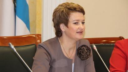 Екатерина Прокопьева: «С помощью силы женского движения инициативы региона можно вывести на новый качественный уровень»
