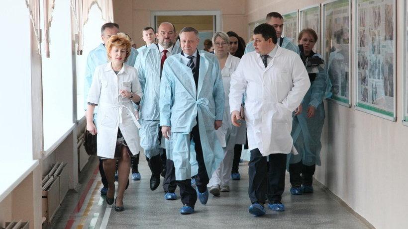 Полномочный представитель Президента РФ посетил один из передовых медучреждений региона – областной онкодиспансер