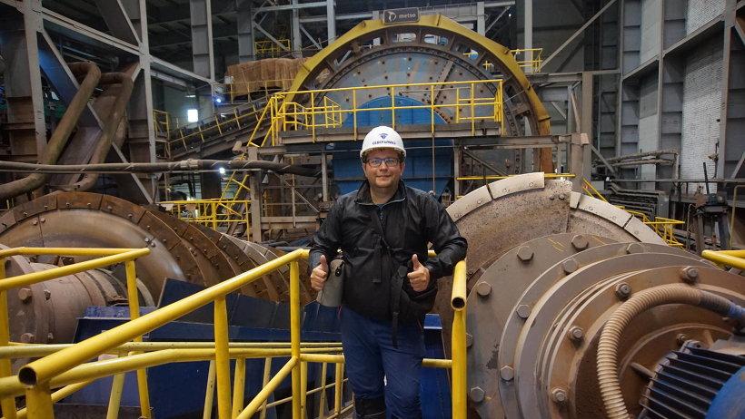 Промышленный блогер Игорь Ягубков