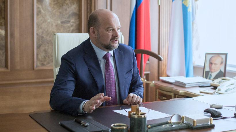 Игорь Орлов рассказал журналистам о точках роста региона
