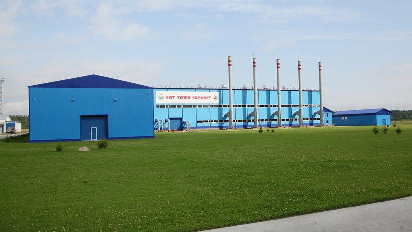 Открытие биокотельной в Устьянском районе – крупнейшей в Восточной Европе – состоялось в рамках прошлогоднего чемпионата «Лесоруб ХХI века»