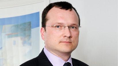 Генеральный директор ОАО «Архангельский ЦБК» Дмитрий Зылёв