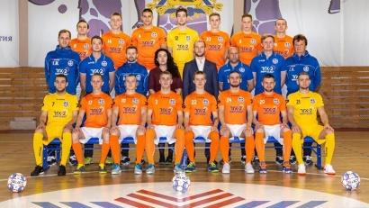 Фото из архива мини-футбольного клуба «Северная Двина»