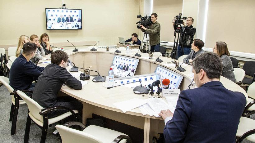 Игорь Орлов: «Архангельск будет международной столицей Арктики»