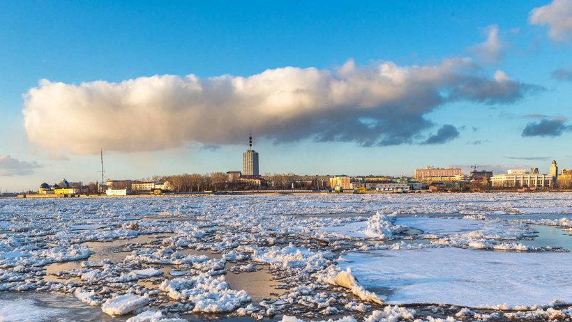 Петербург готовится кучастию вМеждународном пленуме «Арктика— территория диалога»