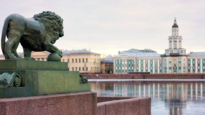 В работах Андрея Сильникова – новый взгляд на привычные и знакомые всем виды