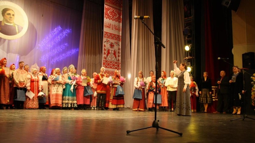 XVI Межрегиональный фольклорный фестиваль пройдёт в Архангельске с 27 по 29 октября