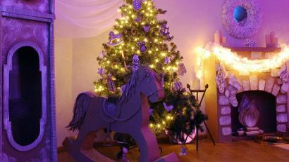 Волшебство Рождества покоряет сердца детей и взрослых