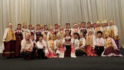 Театр фольклора «Радеюшка» встретит гостей согласно многовековой традиции: пирогами да величальными песнями