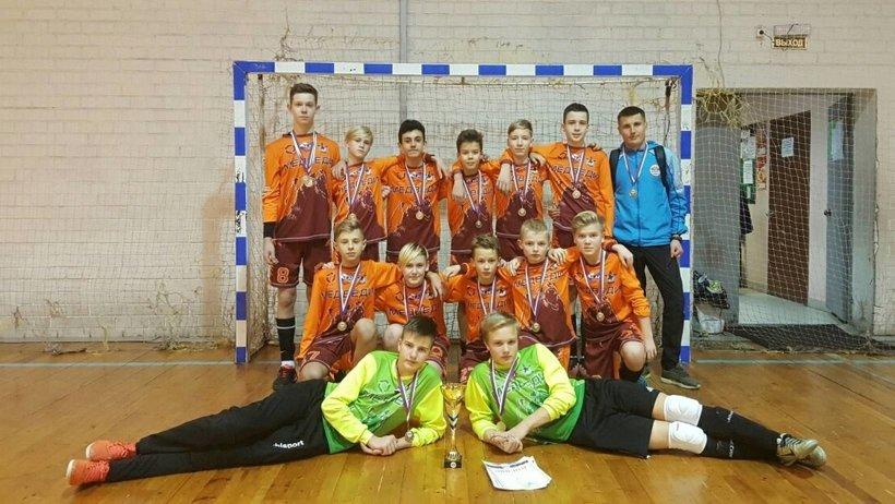 Чемпионы области – команда «Медведи»