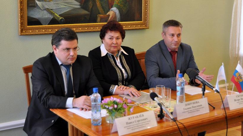 «Изюминкой» пресс-конференции стало подведение итогов конкурсной борьбы на соискание Ломоносовских премий
