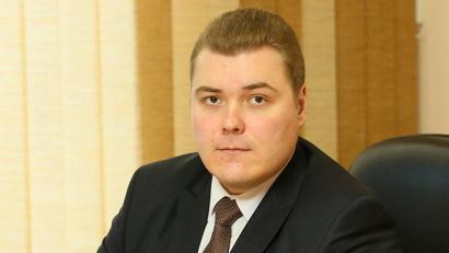 Федеральный инспектор по Архангельской области и НАО Илья Костин