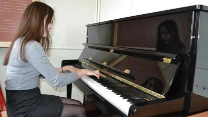 В Архангельском музыкальном колледже студенты уже начали заниматься на новых инструментах