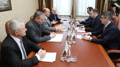 В правительстве обсудили развитие услуг почтовой связи на территории Архангельской области