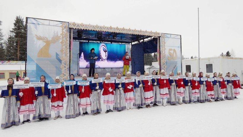 На Беломорские игры в Архангельскую область приехали команды из 25 регионов России