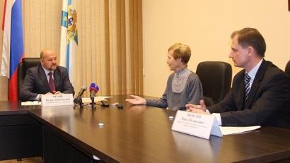 Ветеран Великой Отечественной войны Тамара Васильева обратилась к губернатору с вопросом о льготных перевозках пассажиров