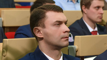 Уполномоченный при губернаторе Архангельской области по защите прав предпринимателей Николай Евменов