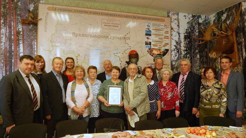 В Музее леса – двойной праздник: День работников леса и 20-летие со дня основания учреждения