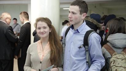 Молодые северяне - главные герои выставки