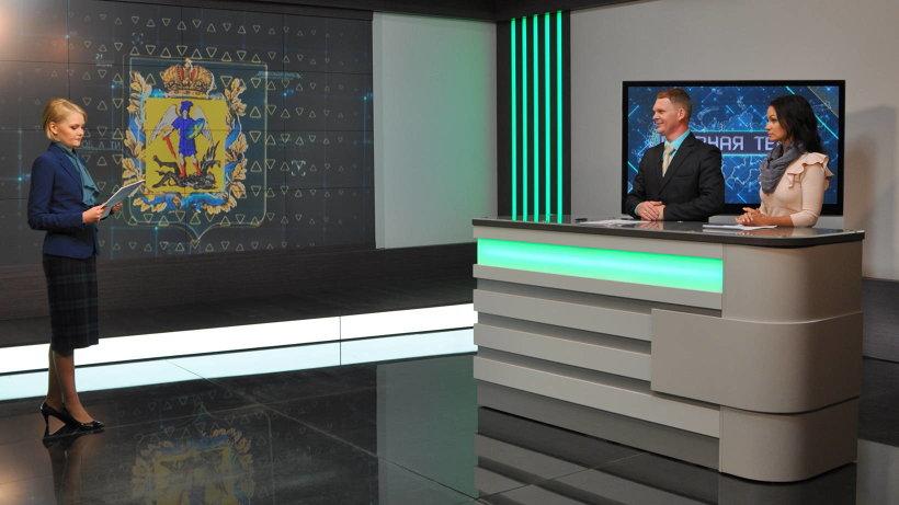 Министр образования и науки Поморья Сергей Котлов стал одним из участников программы «Главная тема»