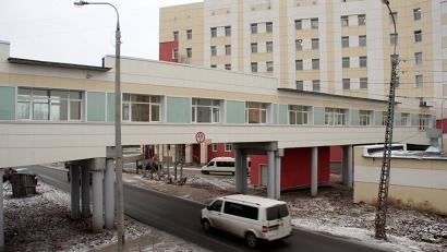 Проезд Сибиряковцев станет внутрибольничным. Строительство объездной дороги должно завершиться в 2016 году
