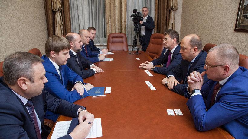 В начале декабря этого года компания «Лукойл» заключила соглашение о продаже 100 % доли в АО «Архангельскгеолдобыча» группе «Открытие Холдинг»