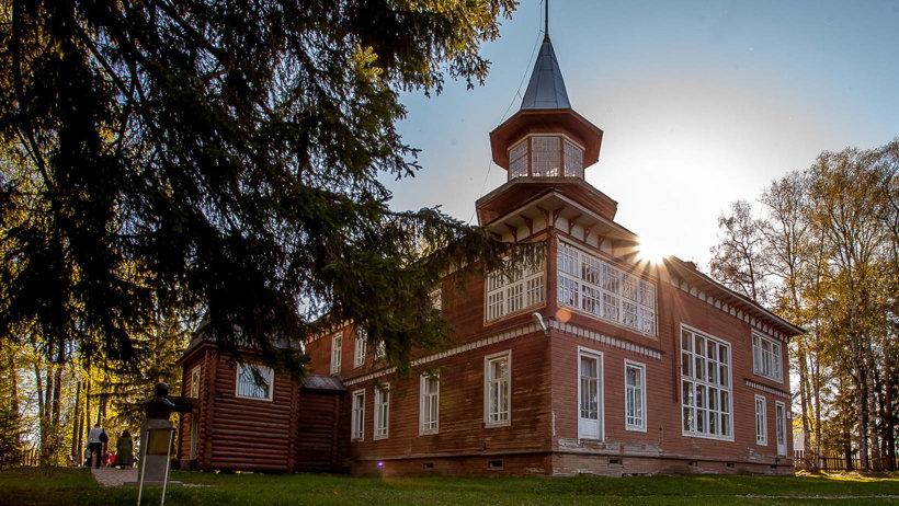 Один из проектов музейного объединения - Дом-усадьба А.А. Борисова в селе Евда Красноборского района