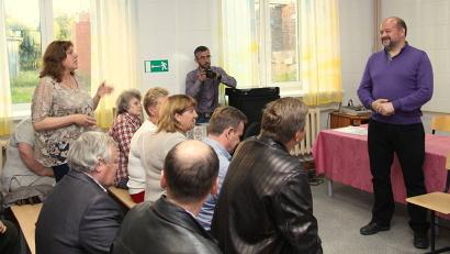 Соловчанам было важно услышать мнение главы региона