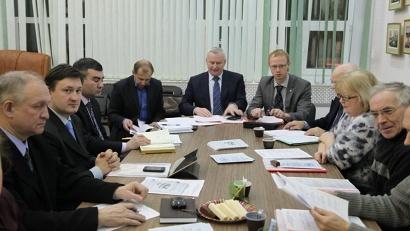 Главной темой заседания совета руководителей землячеств стала подготовка к празднованию 70-летия Великой Победы