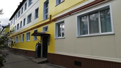 Всего в Северодвинске по этой технологии будут отремонтированы фасады 28 домов