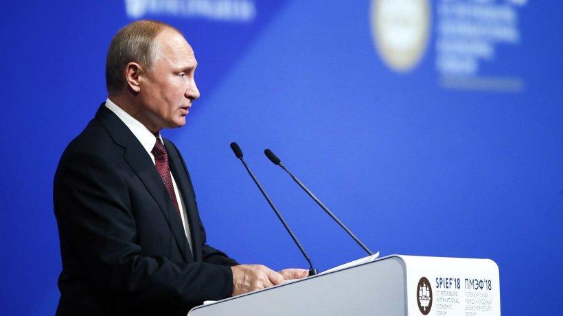 Фото предоставлено пресс-центром Петербургского международного экономического форума