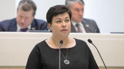 Людмила Кононова. Фото пресс-службы Совета Федерации