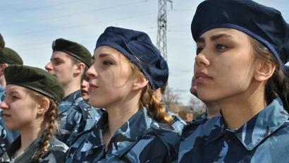 В финале военно-спортивной игры «Салют» приняли участие восемь команд средних профессиональных учреждений образования