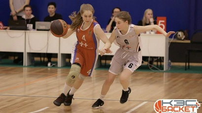 Честь Поморья на Суперфинале «КЭС-БАСКЕТ» защищает команда школы №14 Архангельска