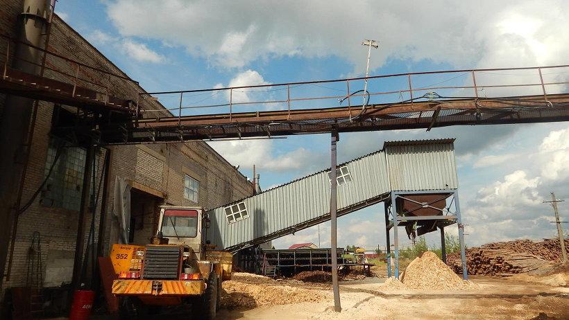 Пример современного подхода: на одном из предприятий Плесецкого района собираются производить из отходов лесопиления пеллеты