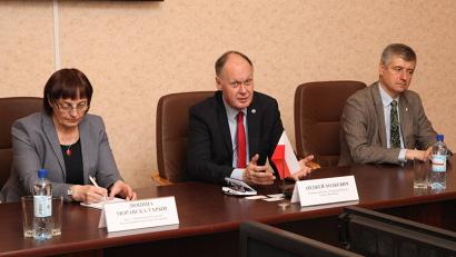 Анджей Ходкевич: «Архангельская область интересна нам с точки зрения культурных, образовательных, экономических и туристических связей»