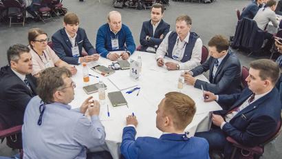 В Санкт-Петербурге проходит Северо-Западный полуфинал Всероссийского конкурса «Лидеры России»