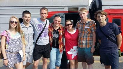 Министр по делам молодёжи и спорту Елена Доценко пожелала северянам достойно представить родной регион