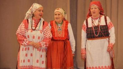 Конкурсная тематика должна отражать обрядовый фольклор осенне-зимнего цикла народного календаря