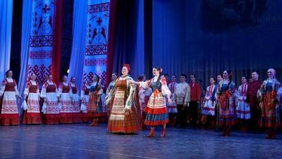 Концерт «Юбилейная кадриль» к 100-летию Ивана Меркулова