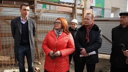 Вероника Яничек: «С вводом в эксплуатацию здания у театра появится больше возможностей»