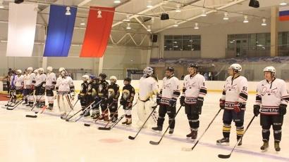В шестом сезоне Ночной хоккейной лиги в Поморье принимают участие одиннадцать команд