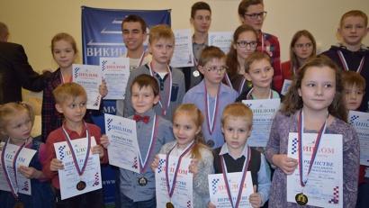 Шахматисты Поморья на первенстве СЗФО по шахматам завоевали двадцать медалей