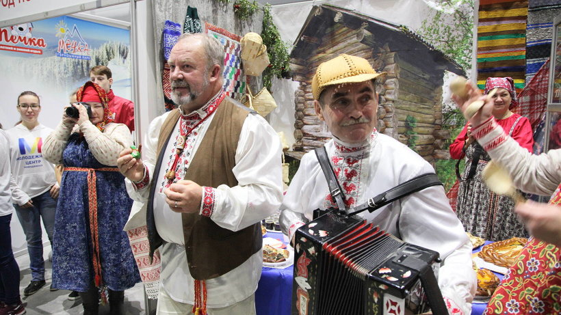 Одним из знаковых мероприятий в сфере торговли в 2018 году стала традиционная Маргаритинская ярмарка/Фото: П. Кононов