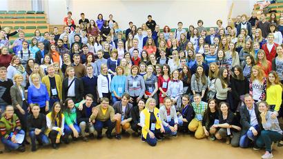 День тренингов собрал около 300 молодых людей