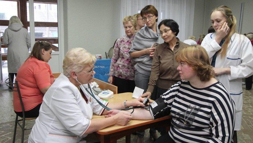 Фото пресс-службы Первой городской клинической больницы им. Е.Е. Волосевич