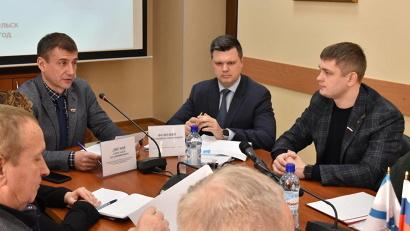 Фото: пресс-служба Архангельского областного Собрания депутатов
