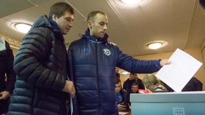 Команда «Водник» поддержала проект обустройства территории за кинотеатром «Русь»