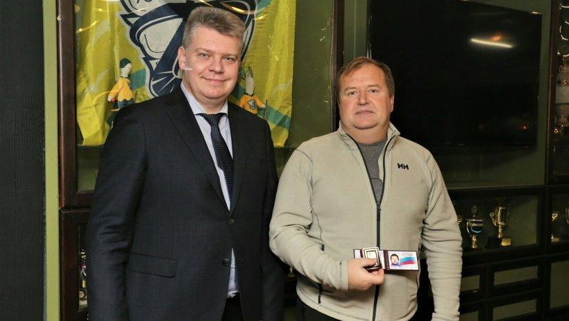 Звание мастера спорта России международного класса присвоено архангелогородцу Ивану Шабалитову
