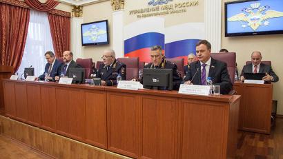 На коллегии УМВД отметили снижение преступности в Поморье на 10 процентов